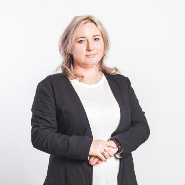 Magdalena Klich – Bąk